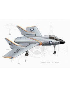 Chance Vought F7U Cutlass