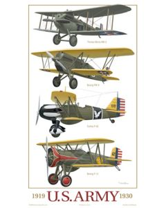 U.S. Army Fighters 1919-1930