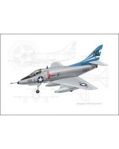 Douglas A4D Skyhawk