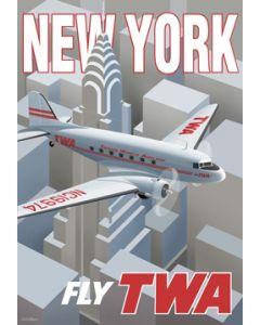 TWA Poster No.1