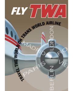 TWA Poster No. 2