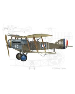 F2B Bristol Fighter (1918)