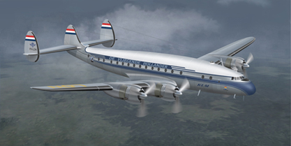 klm connie