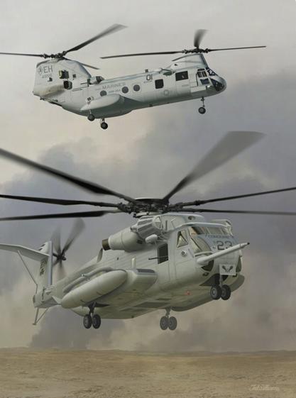 usmc choppers